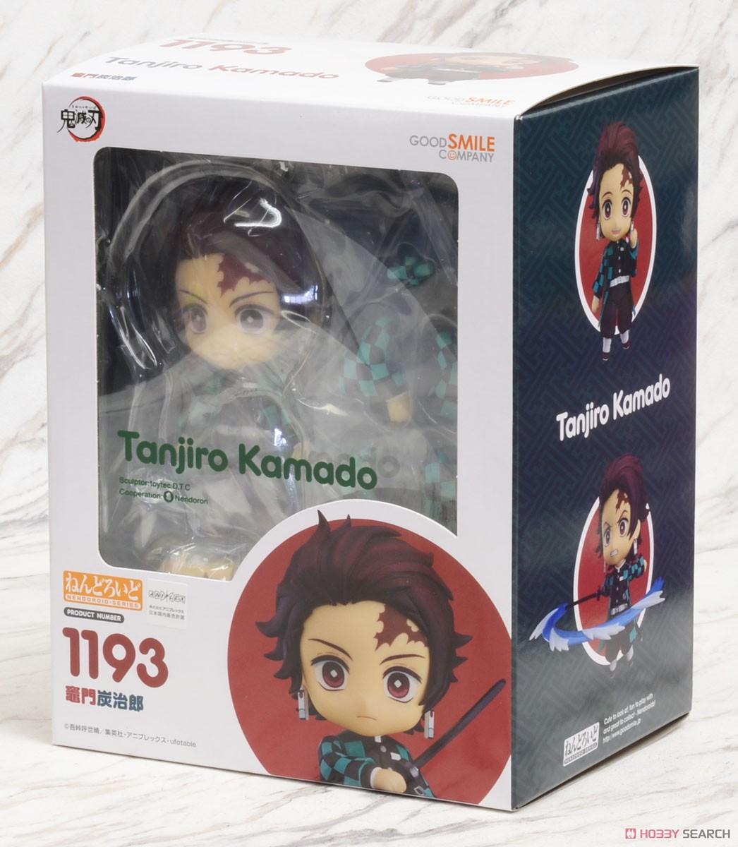 Anime Nendoroid 1193 Demon Slayer:Kimetsu no Yaiba Tanjiro Kamado PVC Figure