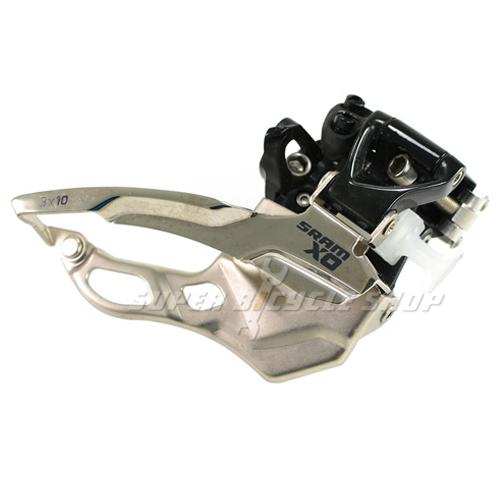 Sram X5 10 Speed Front Mech Derailleur High Clamp 34.9mm New