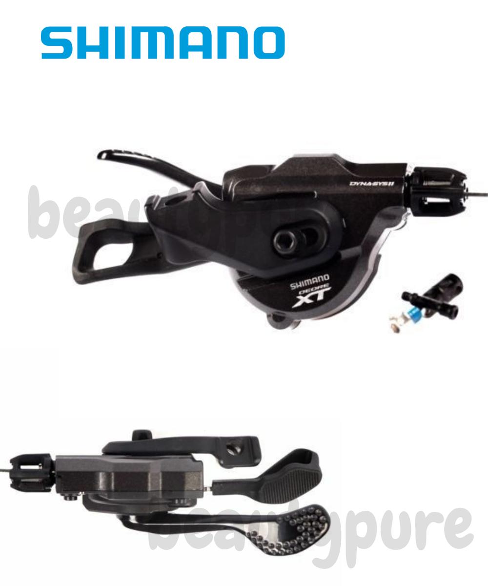 Shimano Deore XT SL-M8000-R Rapidfire Plus Shifter Right 11-speed I-Spec B