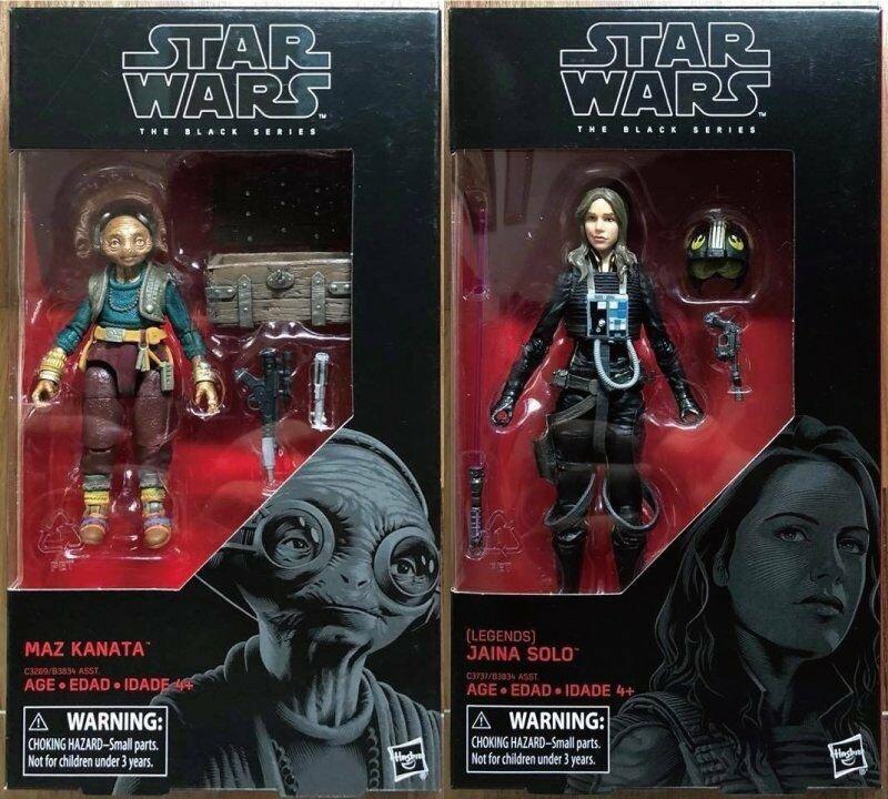 Star Wars The Black Series Maz Kanata ~ FAST /& FREE SHIPPING
