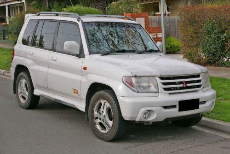 New Tailgate Handle for Mitsubishi Montero 1992 to 2000