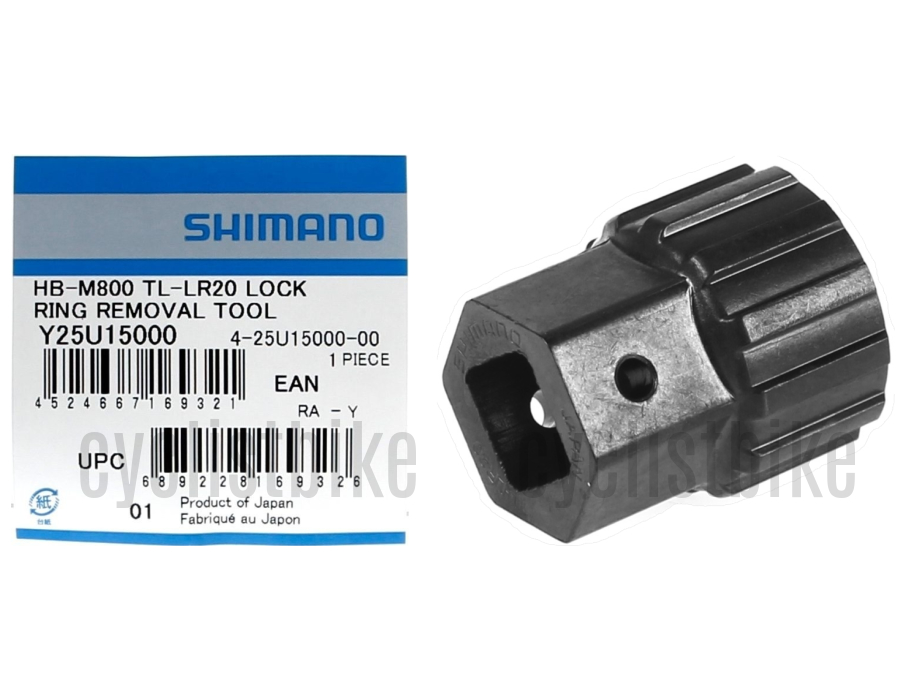 SHIMANO TL-LR20 LOCK RING REMOVAL TOOL NEW Y25U15000