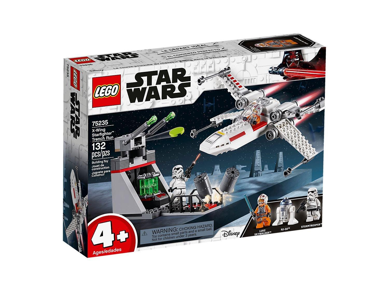 LEGO 75235 Star Wars X-Wing Starfighter Trench Run | eBay
