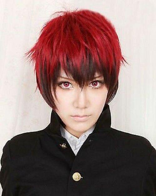 Kuroko no basuke Kagami Taiga cosplay wig