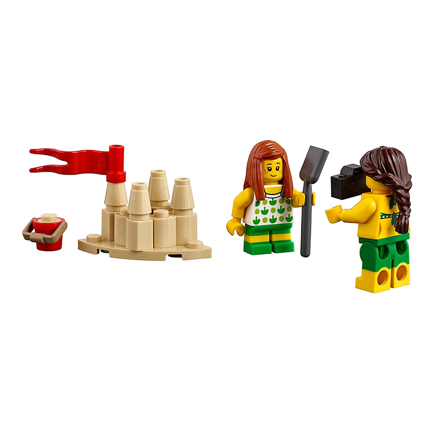 LEGO 60153 City People pack Fun at the beach 673419264310 ...