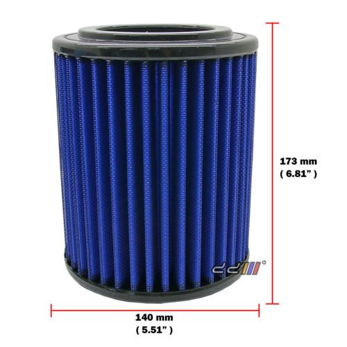 High Flow Engine Air Filter Kit Suits Integra Acura RSX