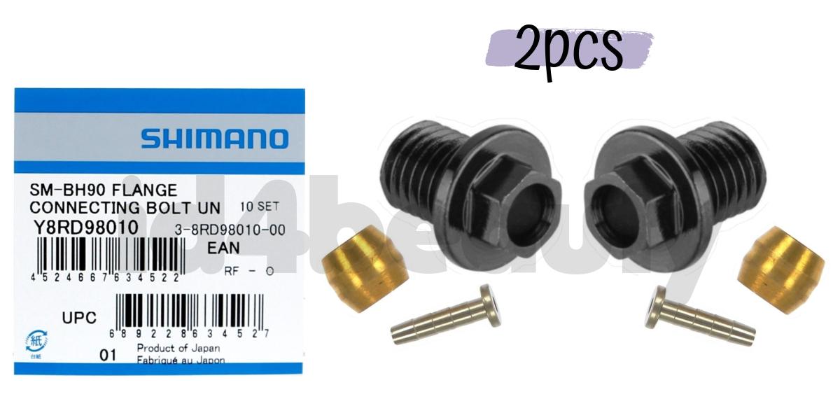 Shimano SM-BH90 Flange Connecting Bolt Unit M9 for ST-R9120//R9170 NIB