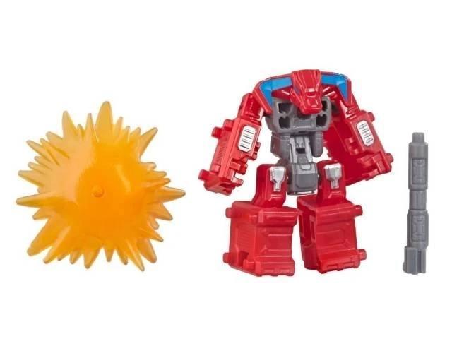 Transformers Earthrise War Cybertron E1 SOUNDBARRIER Battle Masters Mini Figure
