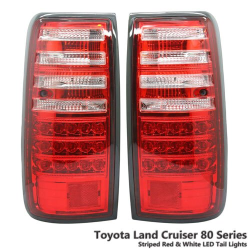 Led Altezza Rear Tail Light Lamp For Land Cruiser 80