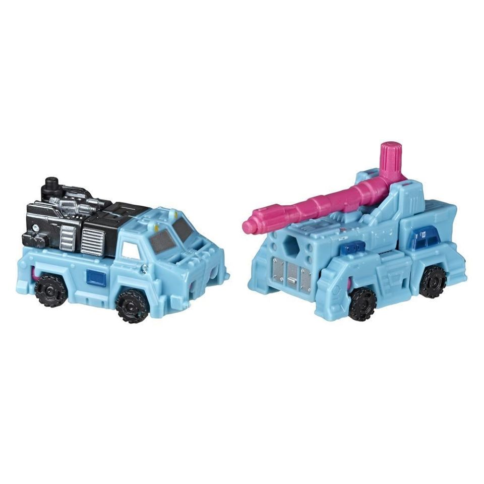Power Punch /& Direct Hit MISB Hasbro SIEGE Siege Micromasters Ratbat /& Frenzy