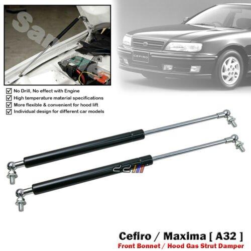 Hood Lift Support Shock Strut for Infiniti I30 Nissan Maxima 3.0L 95-99 2pcs