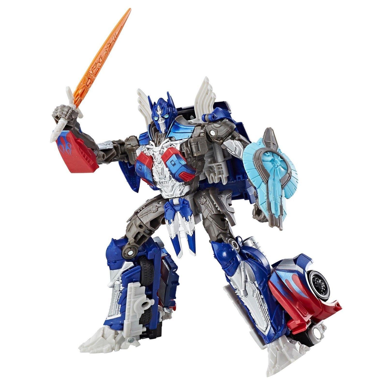 【SALE】Hasbro Transformers MV5 The Last Knight Legion Class Optimus Prime