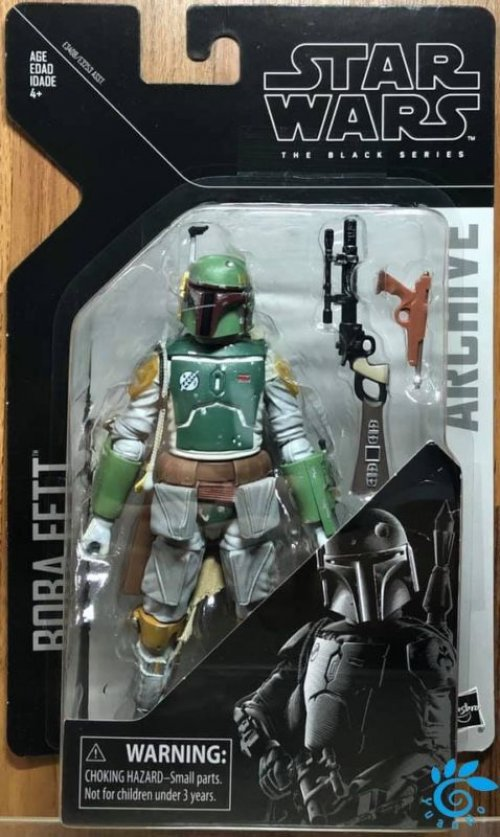 Star Wars Archive Collection Boba Fett Action Figure NEW