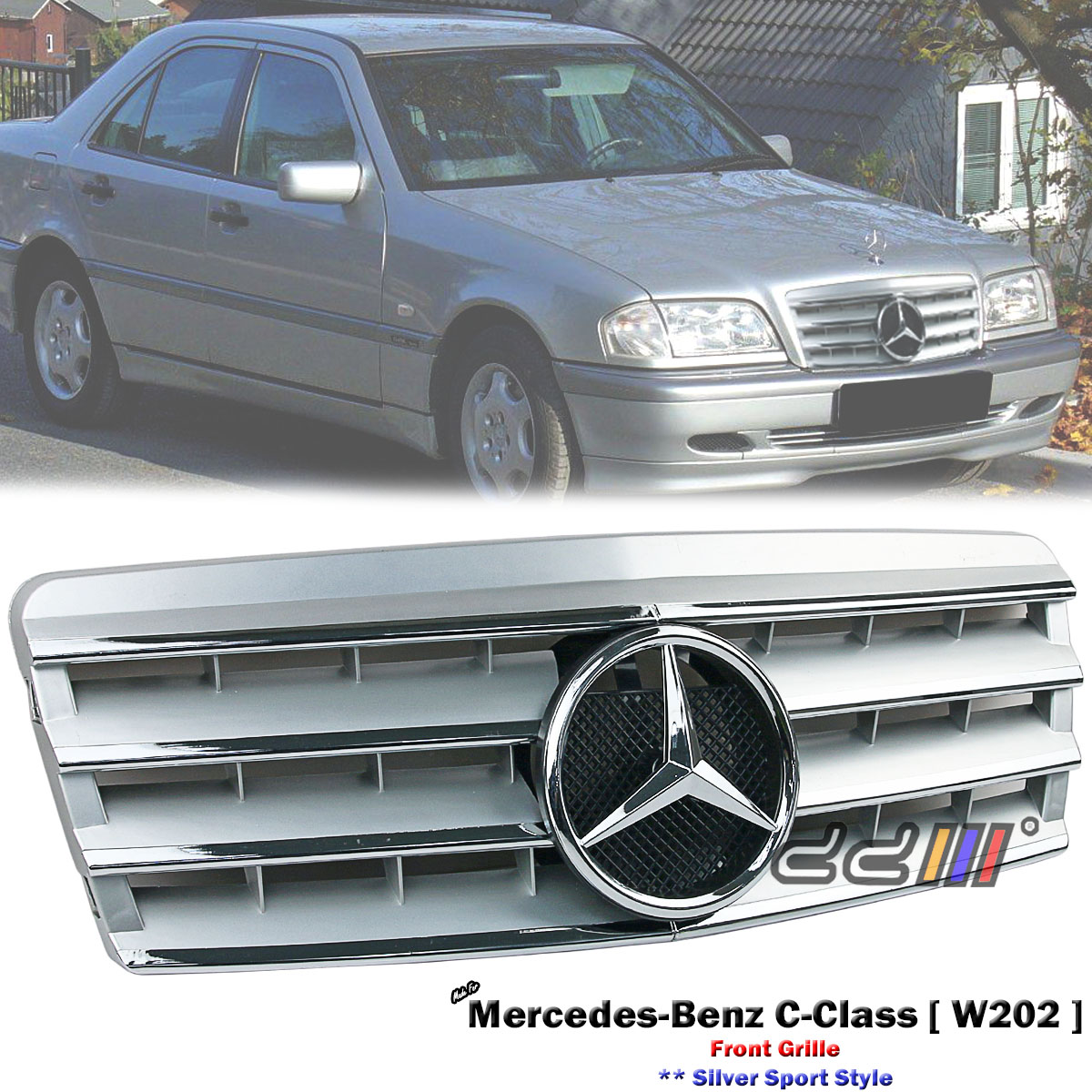 Mercedes C Class S202 Estate Tailored Indoor//Outdoor Car Cover 1993 to 2001
