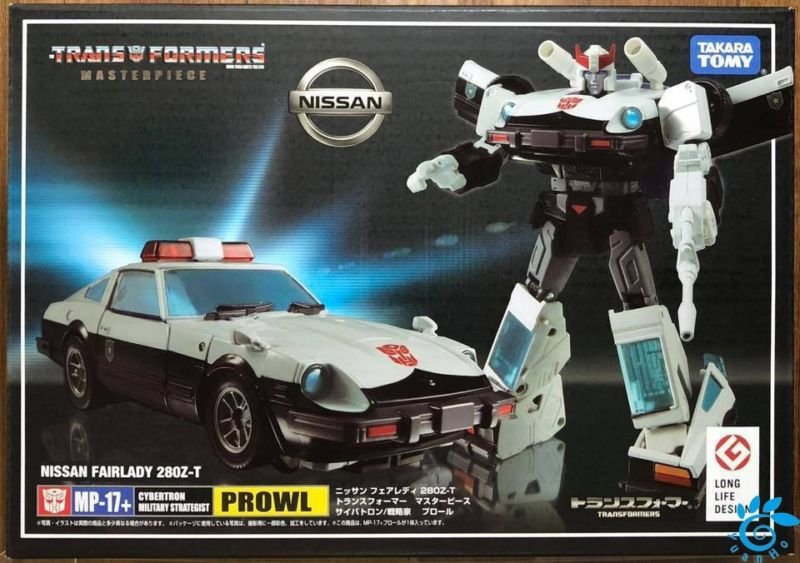 """Transformers Masterpiece PROWL MP-17 Figure In Stock TAKARA TOMY TOY gifts 7/"""""""