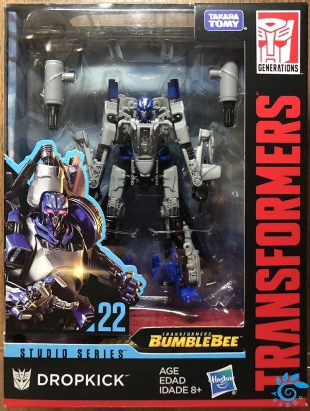 Transformers HASBRO STUDIO SERIES DELUXE CLASS SS 46 DROPKICK Action Figure