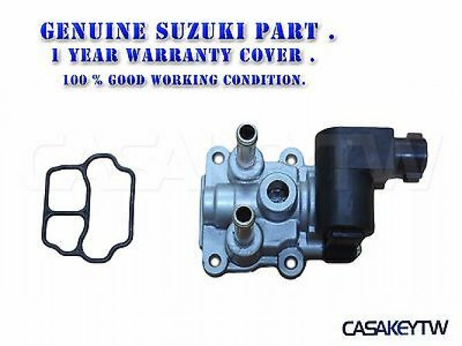 02 03 04 05 Subaru Impreza Wrx Idle Air Control Valve IAC IACV Genuine Authentic