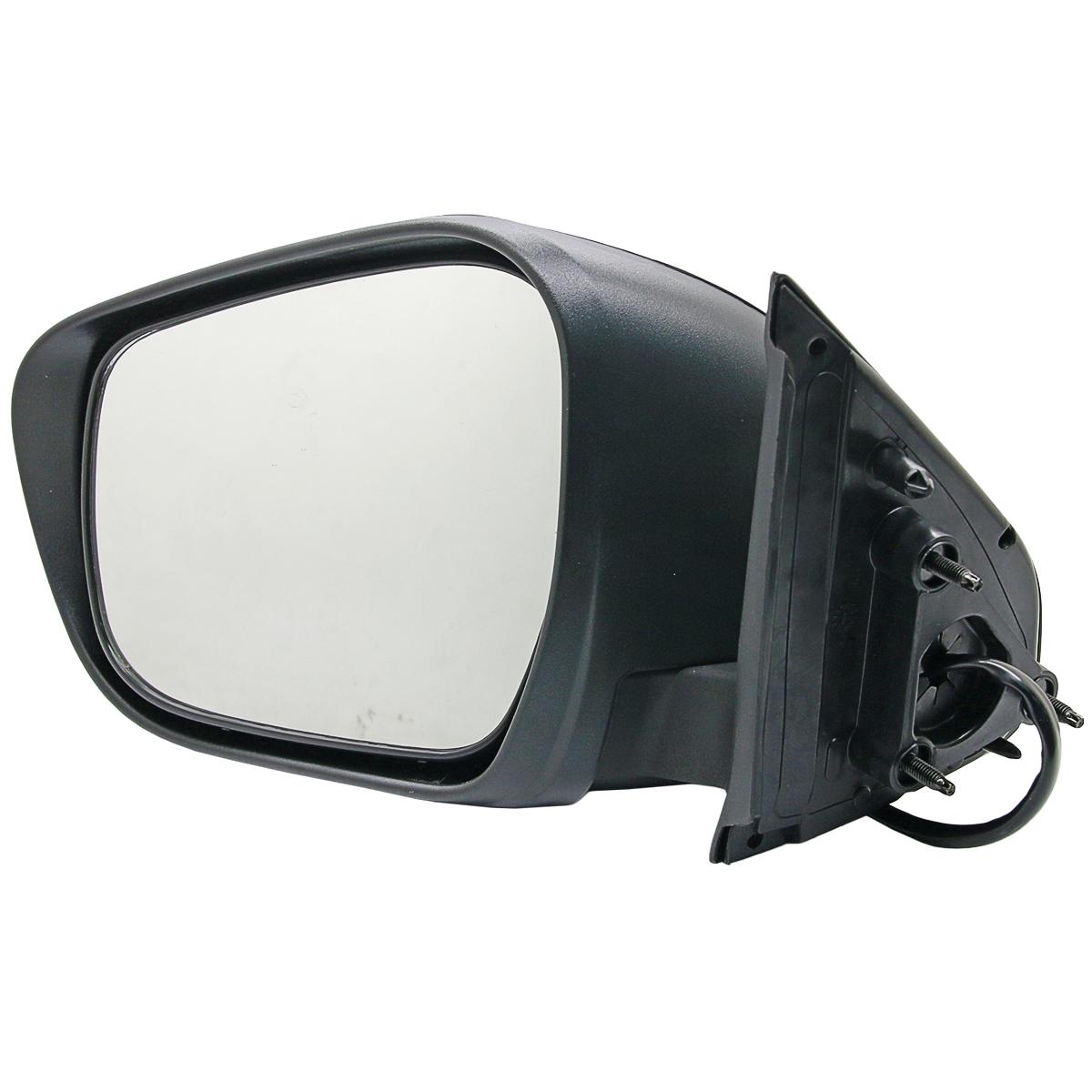 DIEDERICHS 5808124/Mirror Complete Right
