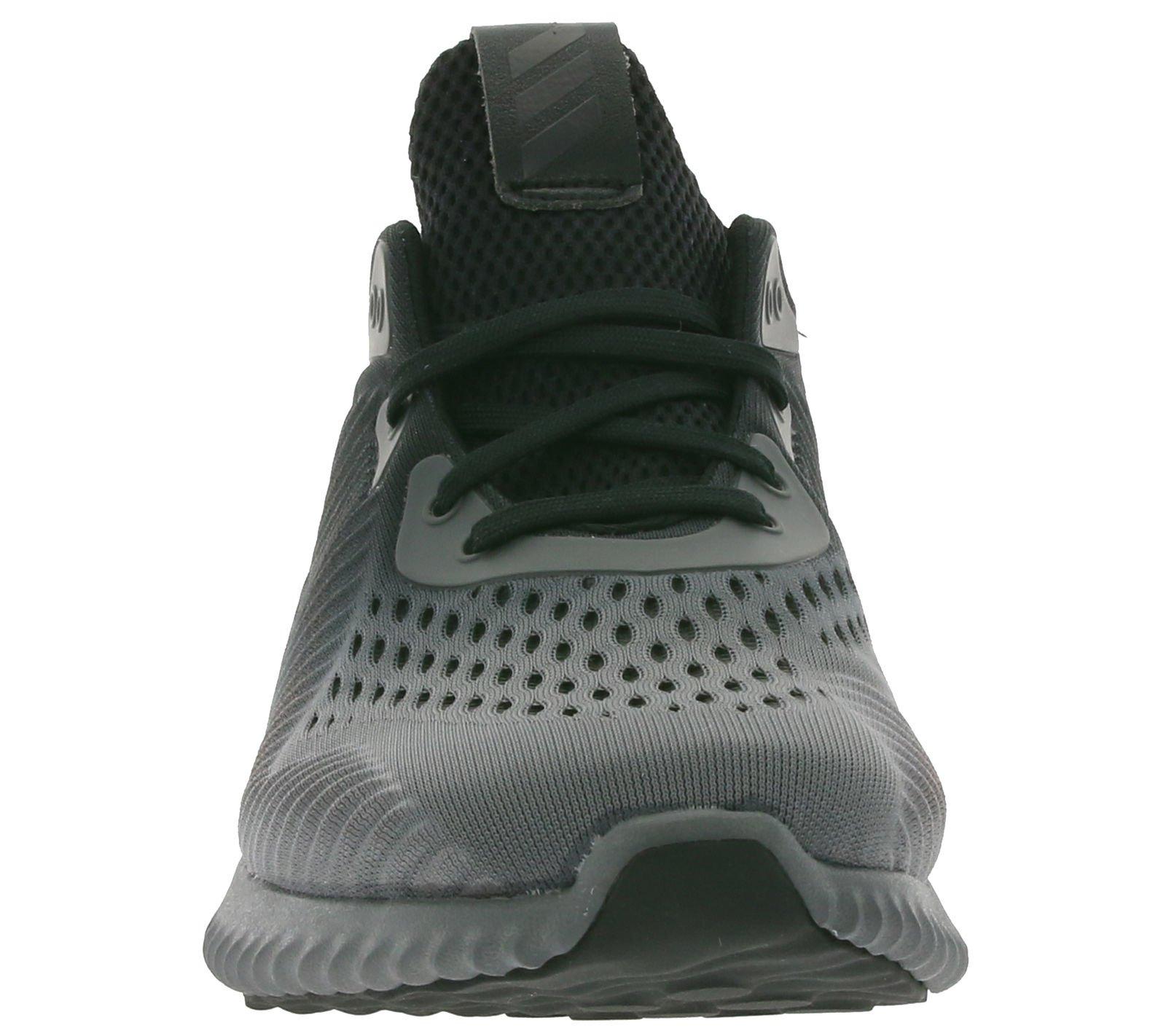 Details about Adidas Performance Alphabounce Engineered Mesh Mens Schuhe Herren Schwarz BY4263