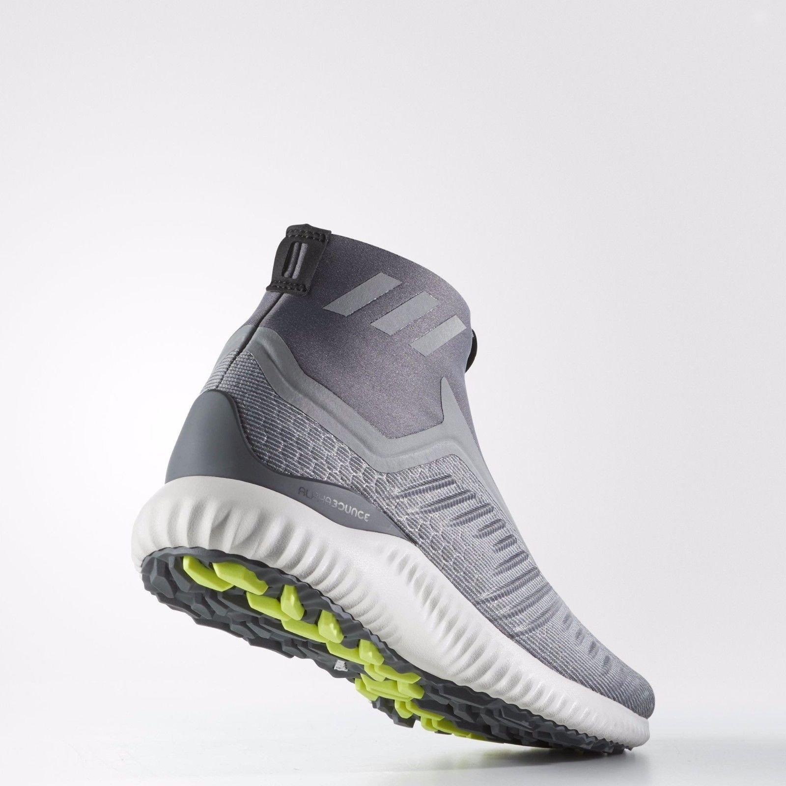 promo code 864e2 142b0 Details about Adidas Men sport performance running alphabounce ZIP Mens  Running Shoes BW1385