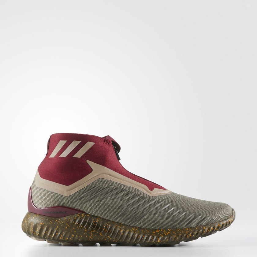 Adidas Uomini By4237 Corre Alphabounce Zip Scarpe By4237 Uomini Ebay 2e7def