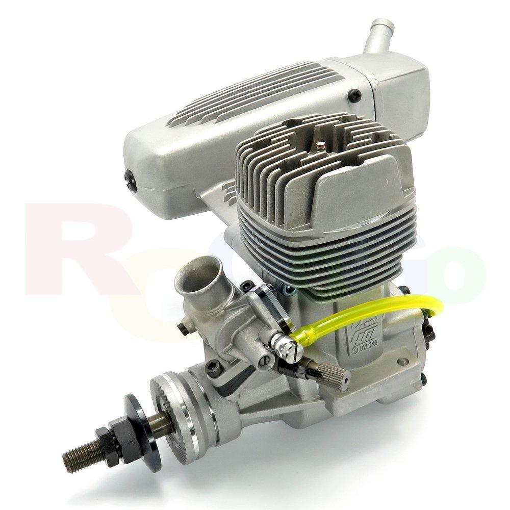 Details about O S  GGT15 15cc Gasoline 2-stroke RC Airplane Engine w/E-4040  Silencer #OS3A200