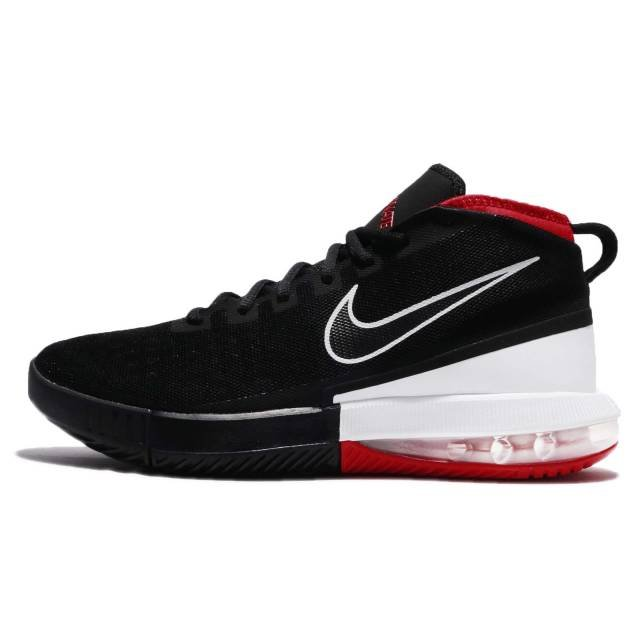 new product f9c74 dd736 Details about NIKE AIR MAX DOMINATE EP BASKETBALL SHOES 897652-001 BLACK  WHITE-UNIVERSITY RED