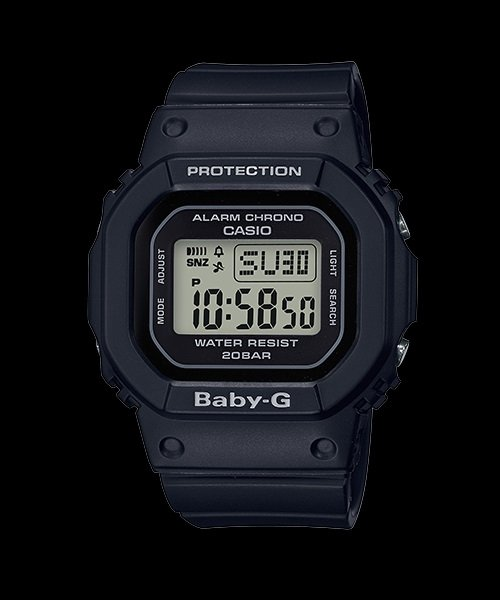 Bgd 560 1d Baby G Watches Resin Band Digital 4549526169670