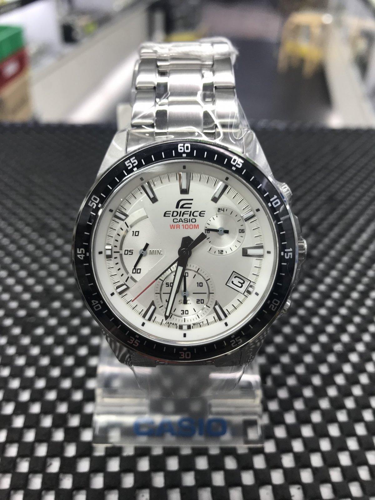 Efv 540d 7a Mens Edifice Casio Watches Analog New 4549526178924 Ebay Efr 1av Specification