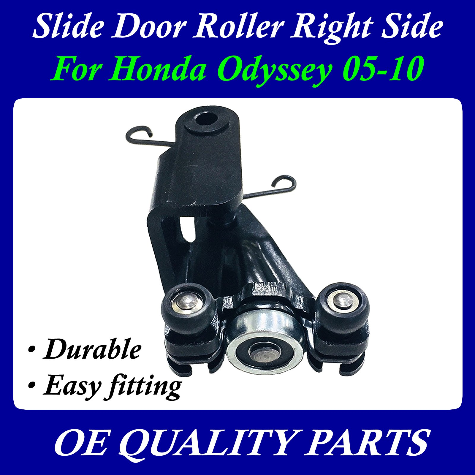 Sliding Door Center Roller Right RH For Odyssey 05-10 72521-SHJ-A21 924-129