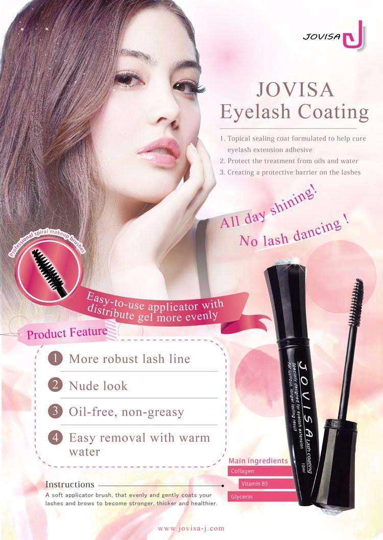 e794570c364 JOVISA Eyelash Foaming Cleanser Lash Shampoo Cleansing Mousse 30ml