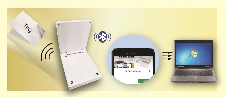 Facility Maintenance & Safety 125KHz Handheld RFID Duplicator Key