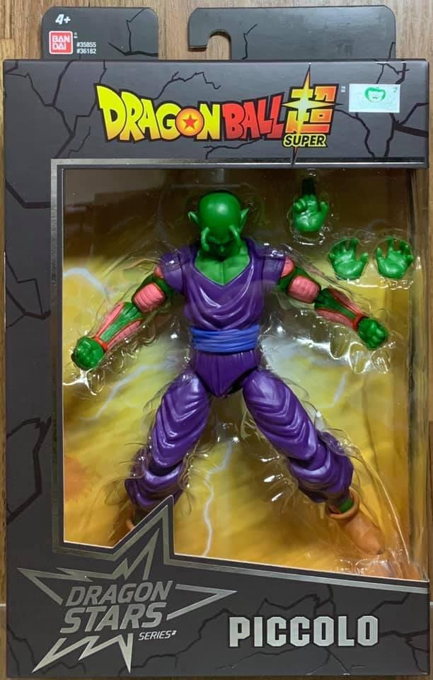 """Bandai Dragon Ball Super Dragon Stars Series 6/"""" inch Piccolo Action Figure"""