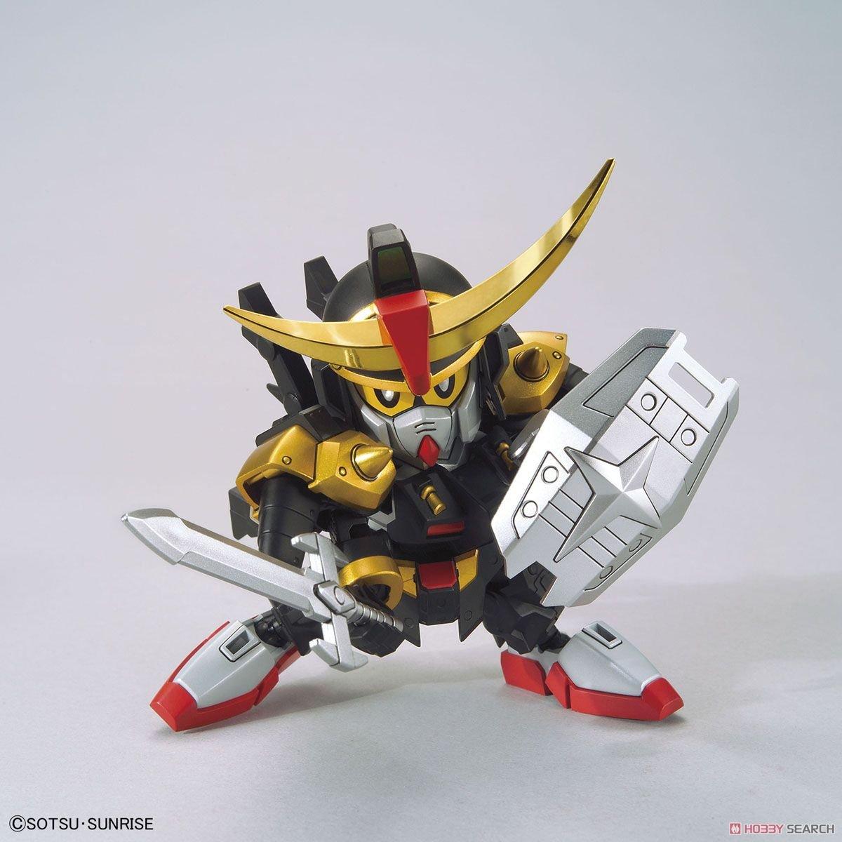 Bandai Legend BB No.404 Musha Gundam Mk-III Model Kit Japan Import