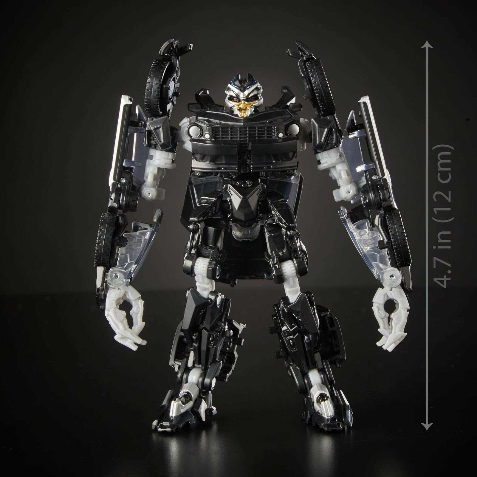 Transformers Studio Series 28 Deluxe Class Barricade Action Figure in stock