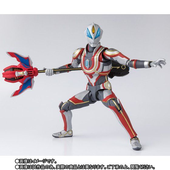 Limited action figure Figuarts ULTRAMAN GEED Jagurasu juggler Ver S.H